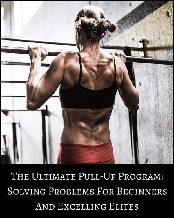pull up program A pull-up doesn't have to be part of a good dryland program, but due to the commonality of the pull-up in dryland programs, it is important to be able to perform it safely.